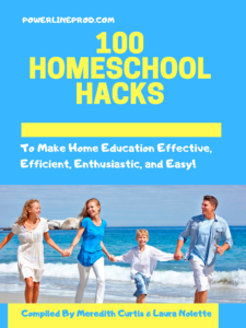 100 Homeschool Hacks