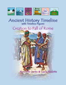 Ancient History Timeline by Meredith Curtis