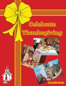 Celebrate Thanksgiving by Meredith Curtis