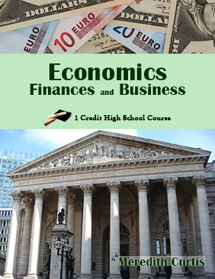 Economics, Finances, and Business by Meredith Curtis