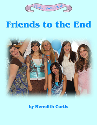 Friends to the End by Meredith Curtis