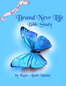 God's Girls Brand New Life by Katie Beth Curtis