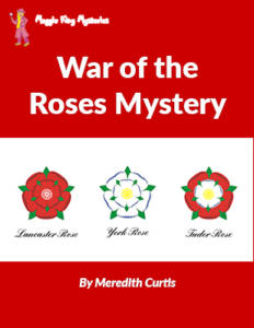 War of the Roses Mystery by Meredith Curtis