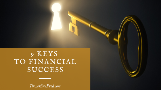 9 Keys to Financial Success
