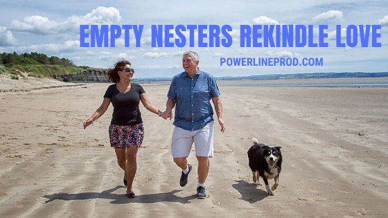 Empty Nesters Rekindle Love