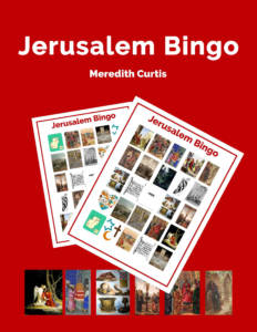 Jerusalem Bingo by Meredith Curtis