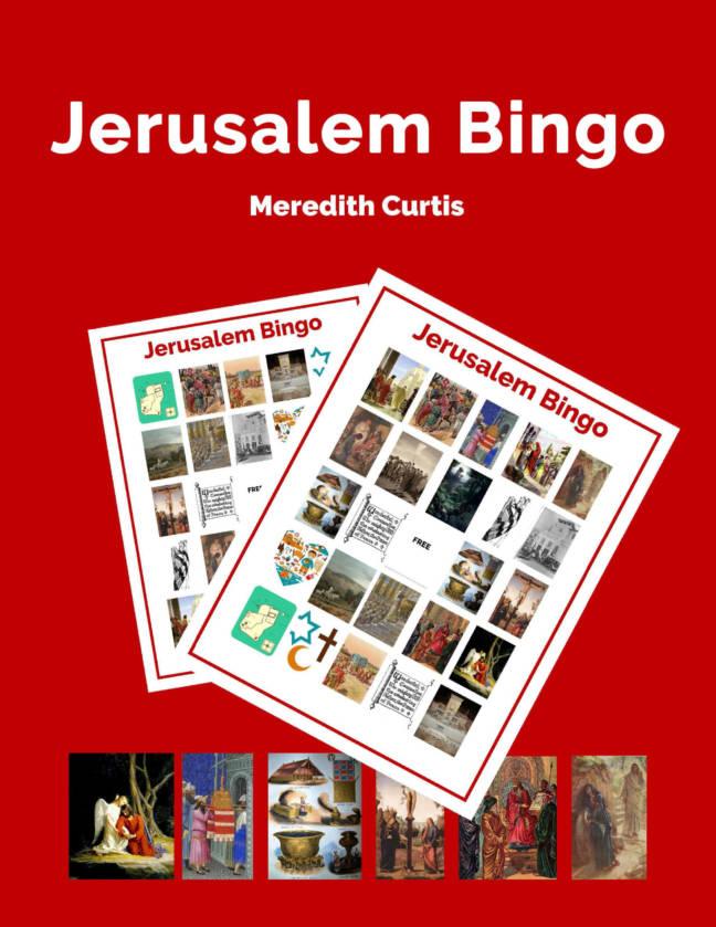 Jerusalem Bingo by Meredith Curtis