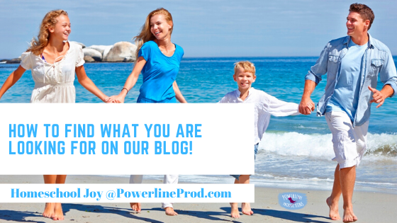 How To Find What You Are Looking For On Our Blog