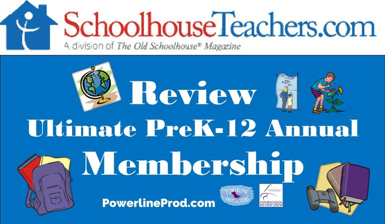 Review Ultimate PreK-12 Membership from SchoolhouseTeachers.com