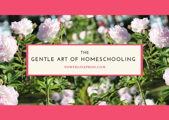 The Gentle Art of Homeschooling