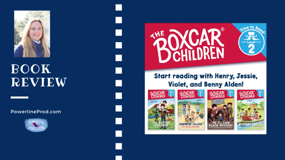 Review: The Boxcar Children Early Reader Set From Albert Whitman & Company