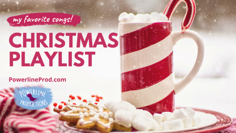 My Favorite Songs Christmas Playlist