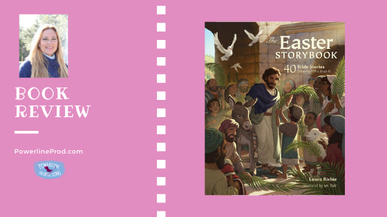 Review: The Easter Storybook from David C. Cook