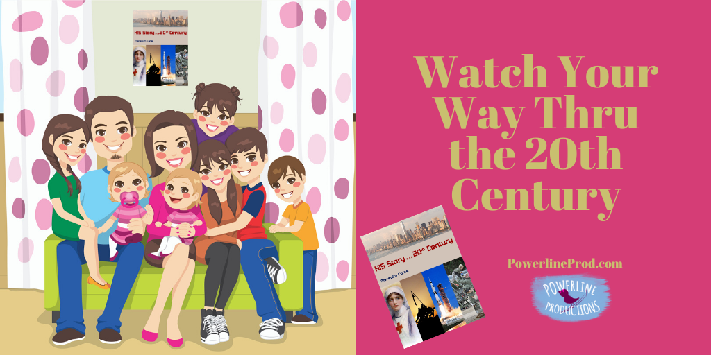 Watch Your Way Thru The 20th Century