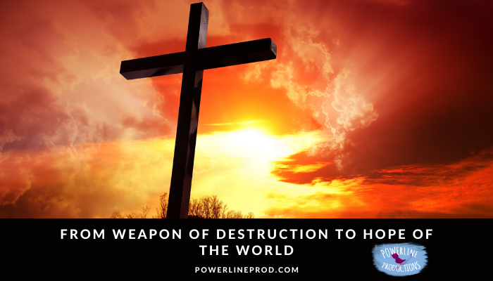 From Weapon of Destruction to Hope of the World