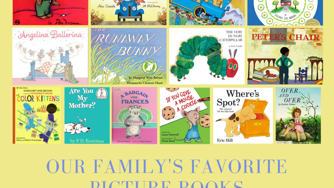 Our Family's Favorite Picture Books