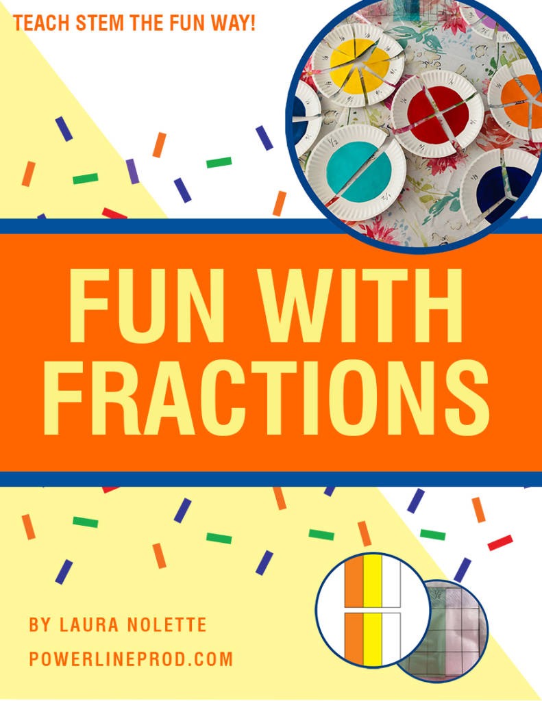 Fun with Fraction by Laura Nolette