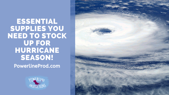 Essential Supplies You Need to Stock Up for Hurricane Season!