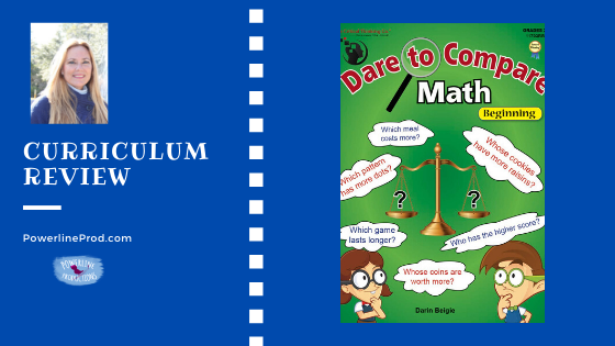Review of Dare to Compare Math: Beginning