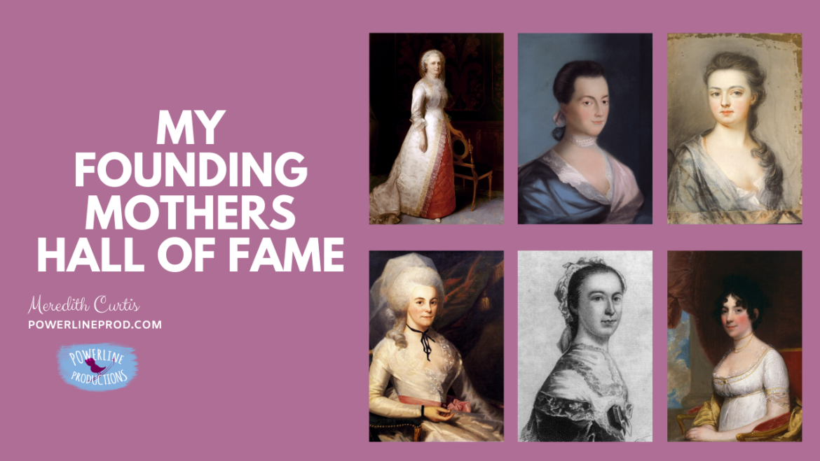 My Founding Mothers Hall of Fame
