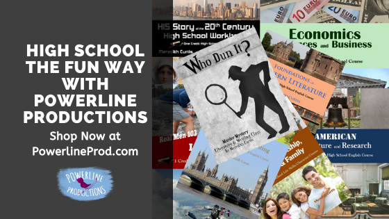 PLP Ad High School the Fun Way blog