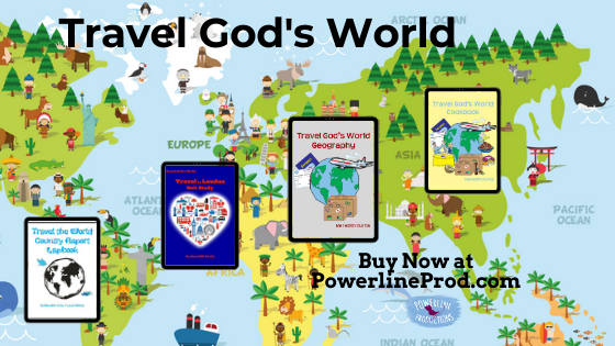 PLP Ad Travel God's World blog