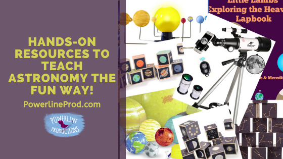 Hands-On Resources to Teach Astronomy the Fun Way