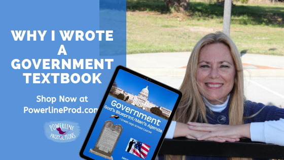 Why I Wrote a Government Textbook
