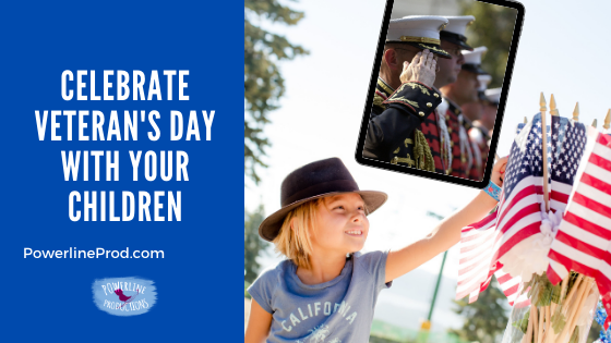 Celebrate Veteran's Day with Your Children