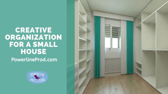 Creative Homeschool Organization for a Small House