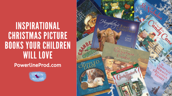 Inspirational  Christmas Picture Books  Your Children Will Love