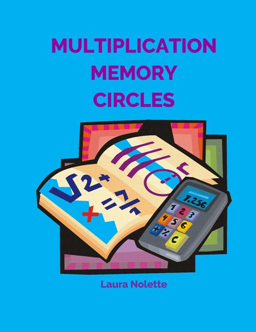 Multiplication Memory Circles