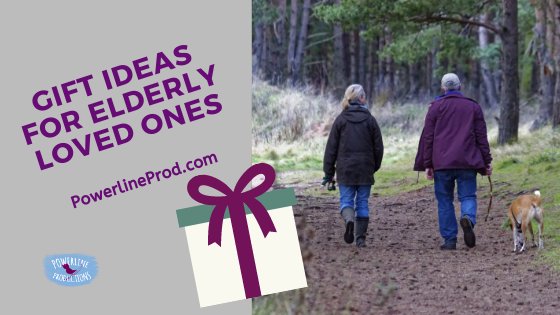 Gift Ideas for Elderly Loved Ones