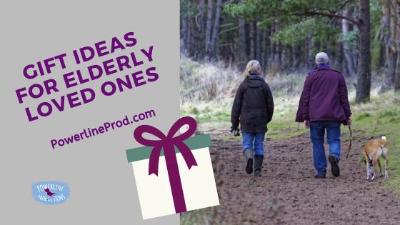 Gift Ideas for Elderly Loved Ones