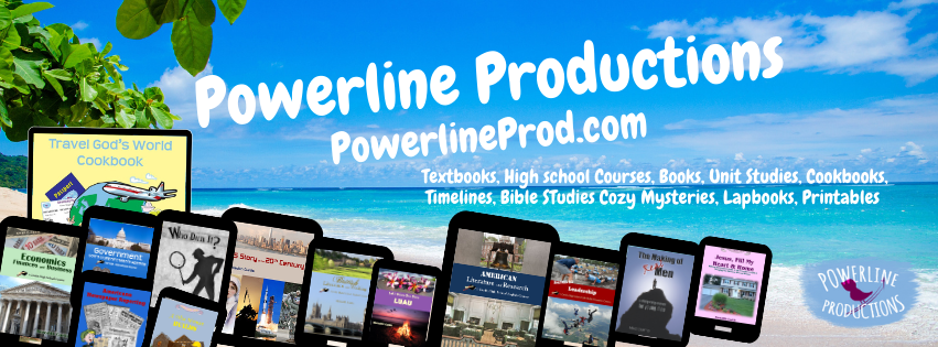 Powerline Productions Store at powerlineprod.com/shop