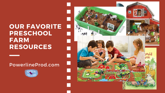 Our Favorite Preschool Farm Resources