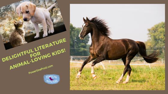 Delightful Literature for Animal-Loving Kids!