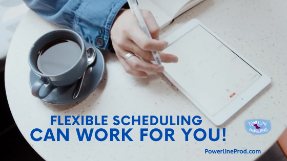 Flexible Scheduling Can Work for You!