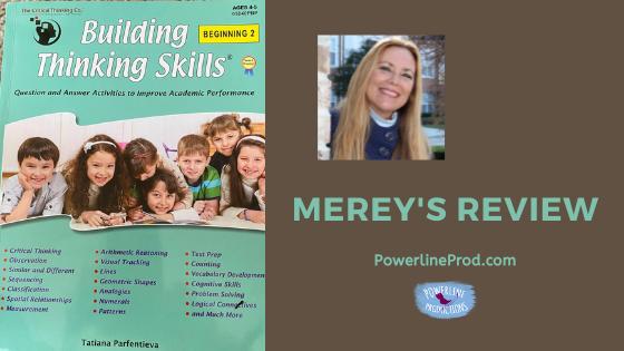 Building Thinking Skills Beginning 2 Review